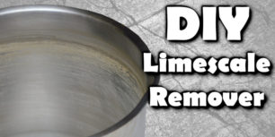 DIY Limescale Remover - How to Remove limescale