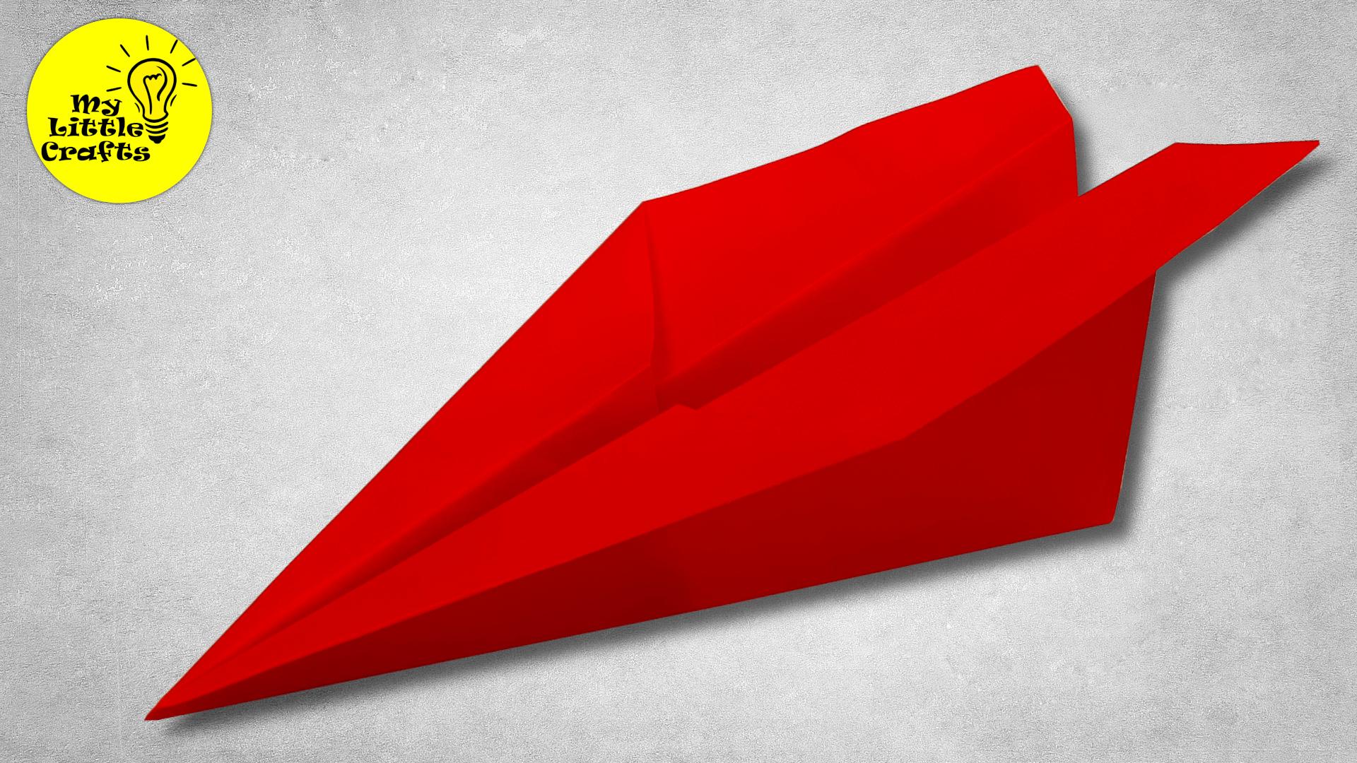Origami Professional Paper Plane