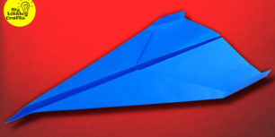 Best Paper Airplane | How to make origami paper airplane