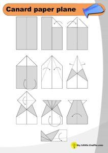canard-paper-plane-diagram-preview