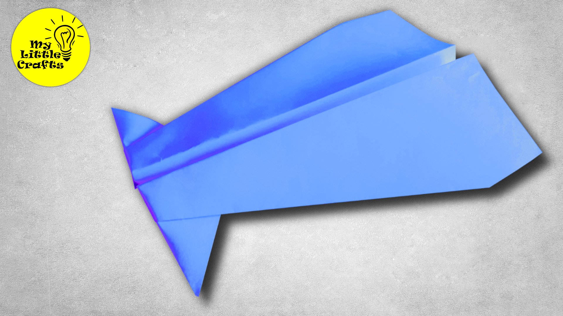 Canard Paper Airplane | Origami Paper Planes