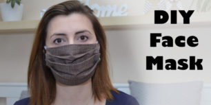 How To Make A Face Mask - DIY face mask tutorial