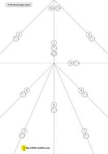 profesional-paper-plane-pattern-preview