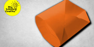 Waka Paper Airplane | Tube paper plane
