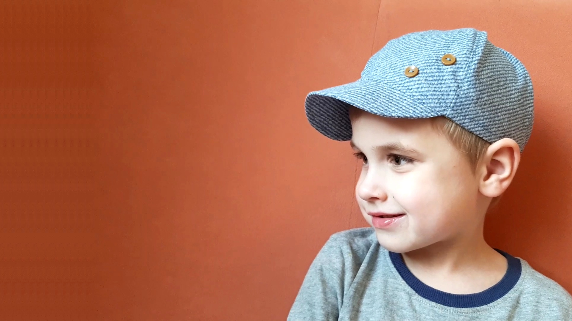How to sew a children's cap - cut and instructions for sewing a cap