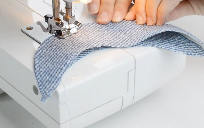 How to sew a cap - 11
