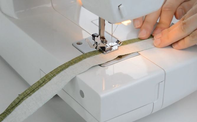 How to sew a cap - 13