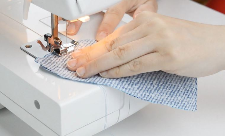 How to sew a cap - 2
