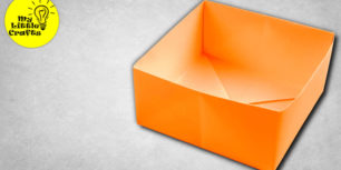 Origami Box | How to make a paper box