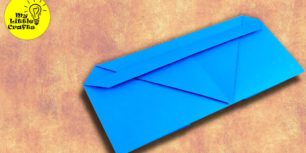 Paper Note Case | origami note case