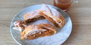 Apple strudel recipe - Apple strudel from Grandma