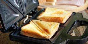 Sandwich maker still like new - trick how not to ruin a sandwich maker