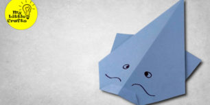 Origami catfish | how to make a paper catfish